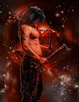 Demon OZE/VOSO [goetia spirit] SPECIAL COMMISSION