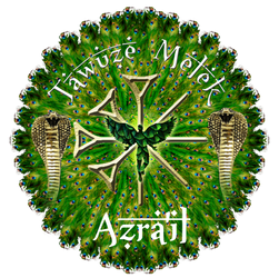 MELEK TAUS Seal of Magick