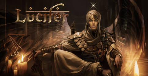 LUCIFER Prince of light