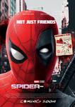 SpideyPool Movie Poster by OfAmazingSpidey