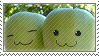 Happles Stamp by Aroihkin