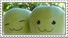 Happles Stamp by Aroihkin