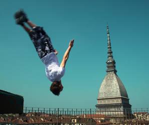 Parkour Torino by SvaniaS