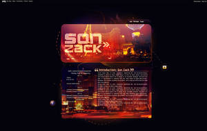 Son Zack's Vegas profile. by ImFayth