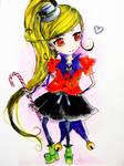Candy Girl by Dennine