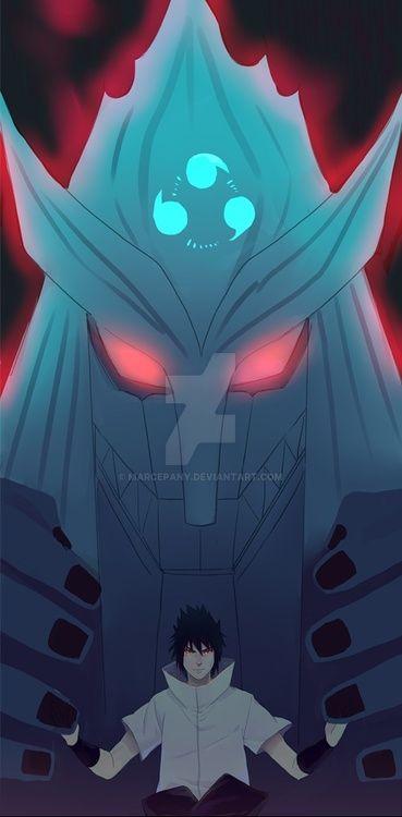 Sasuke - Perfect Susanoo by marcepany