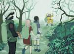 Naruto: Young Team 7