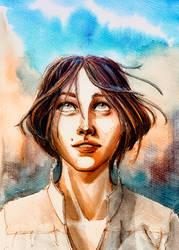 Kate Walker by TommieGlenn