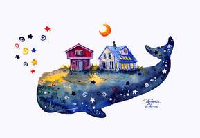Cat Island by TommieGlenn