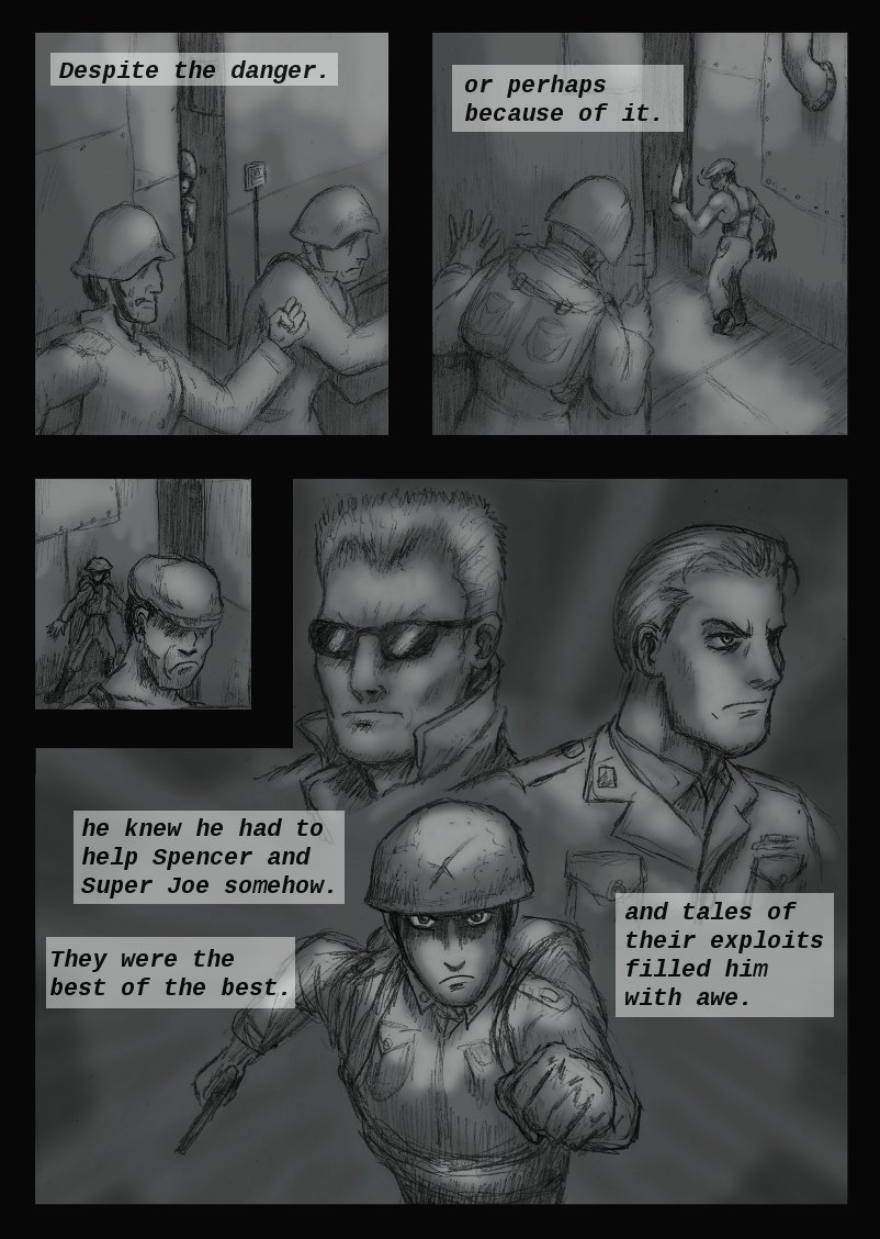 Bionic Commando: Page 2 by WAH-HOO