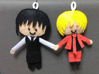 Key Chains by lazingclouds