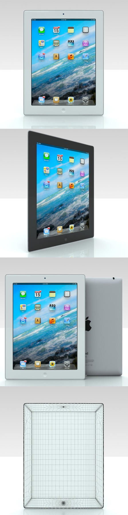 iPad by spenelo