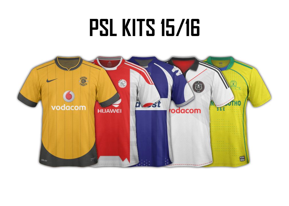 PSL Kits 15/16 by spenelo