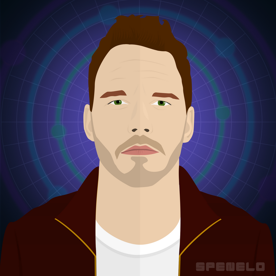 Star Lord by spenelo