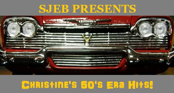 Sjeb Presents Christine S 50 S Era Hits By Susenm74 On