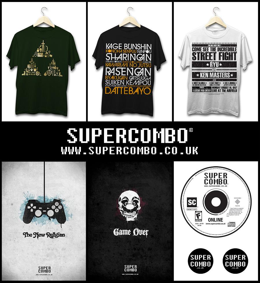 SuperCombo Released