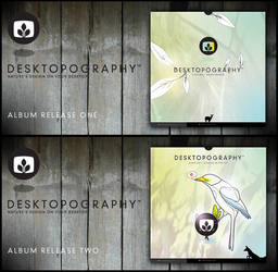 Desktopography albums