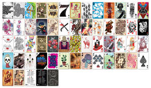 BRC Deck - All cards