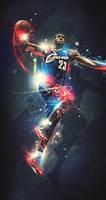 Lebron James - Nike by pete-aeiko