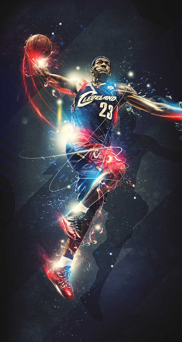 Lebron James - Nike by pete-aeiko