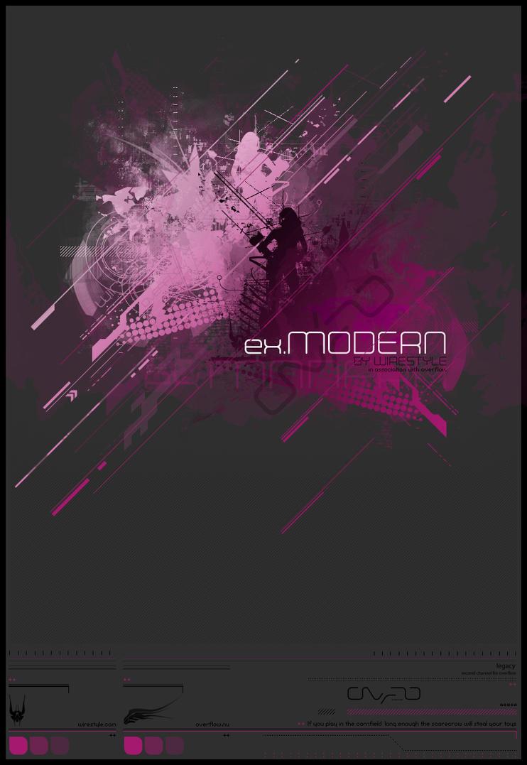 ex.MODERN by pete-aeiko