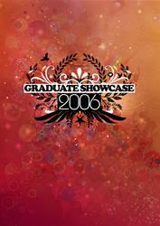CA Graduate Showcase cover by pete-aeiko