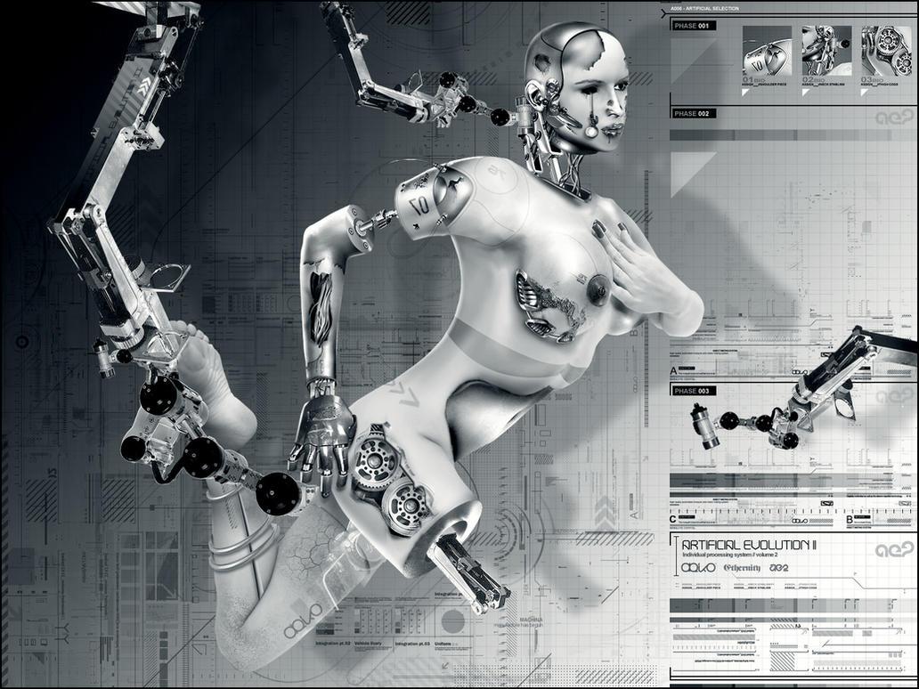 Artificial Evolution 2 by pete-aeiko
