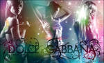 Dolce and Gabbana illustration