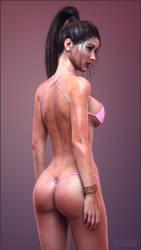 Pink by eleleoke