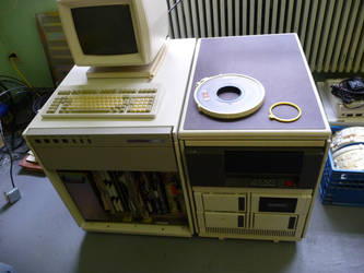 Vintage Prime 4450 by Doctor-X17