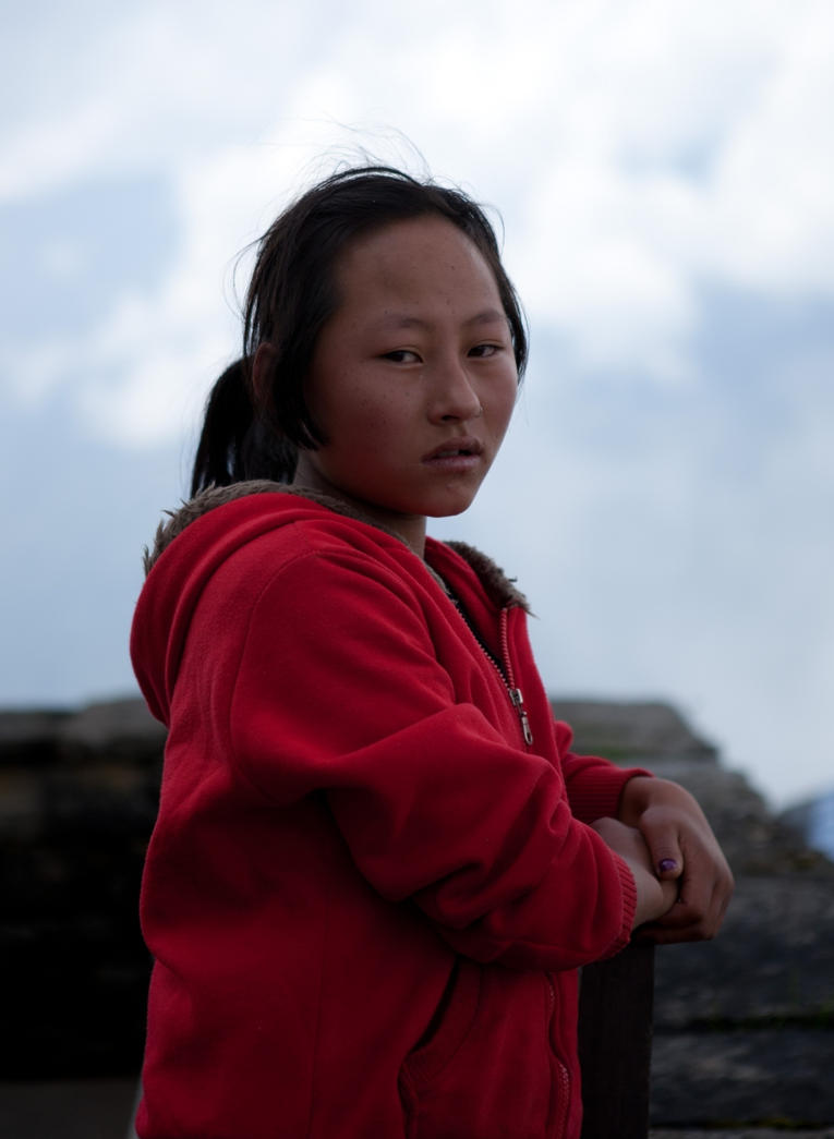 sherpa girl 3 by Mamonde747