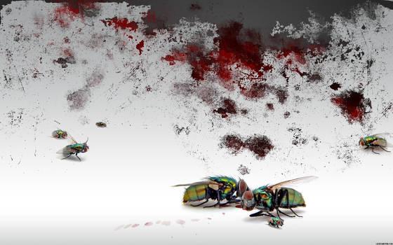 Dead Flies +macabre version+