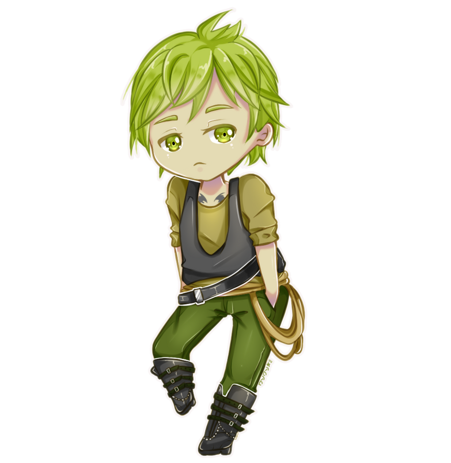 Commission #20 | Dylan by xwanwan