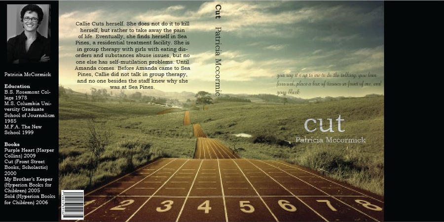 analysis of cut by patricia mccormick Find great deals on ebay for cut by patricia mccormick shop with confidence.