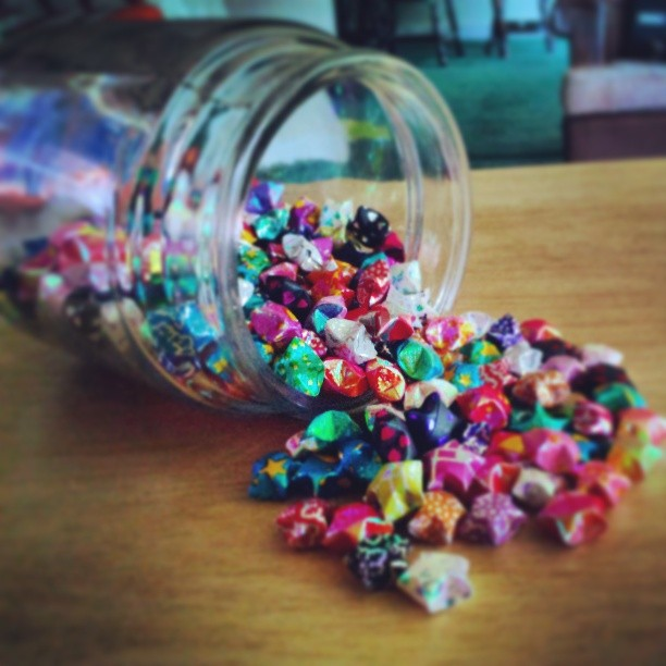 335 Lucky Stars In A Jar By TwisterWithEunHae