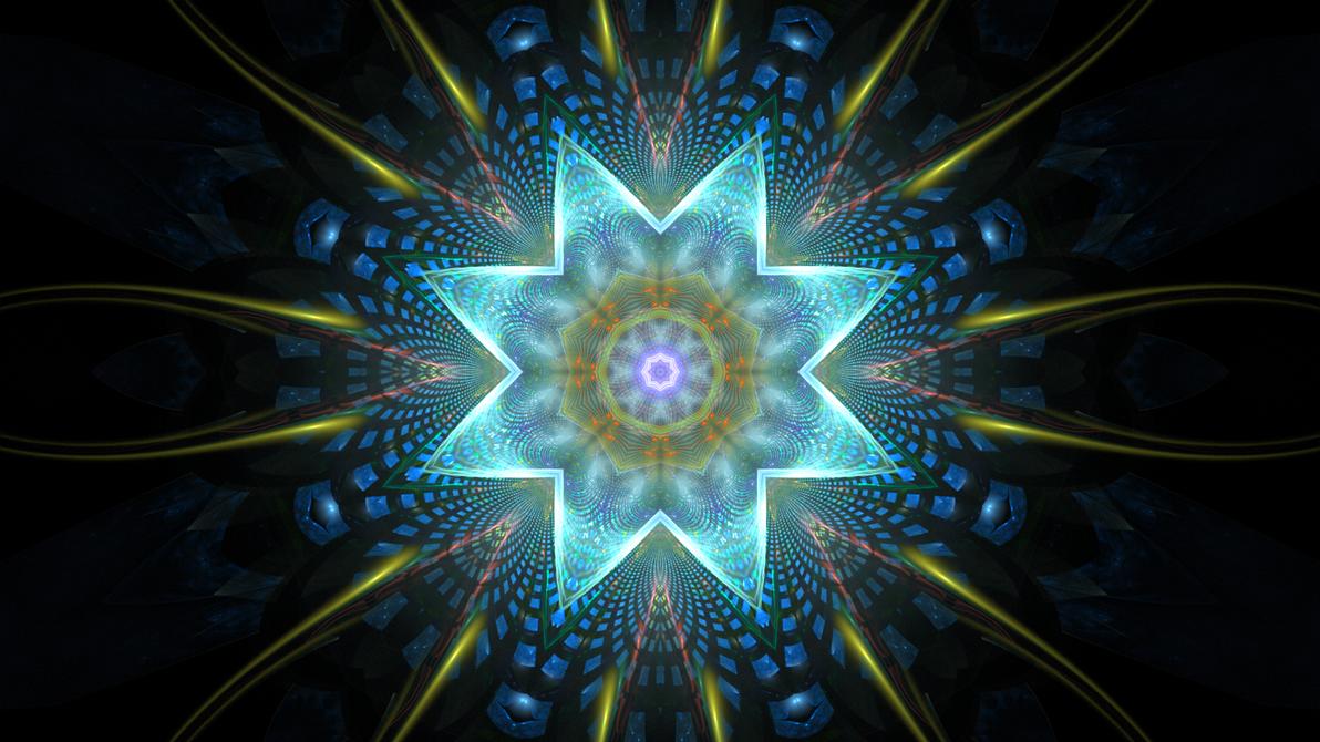 kaleidoscope free hd wallpaper by luisbc on deviantart