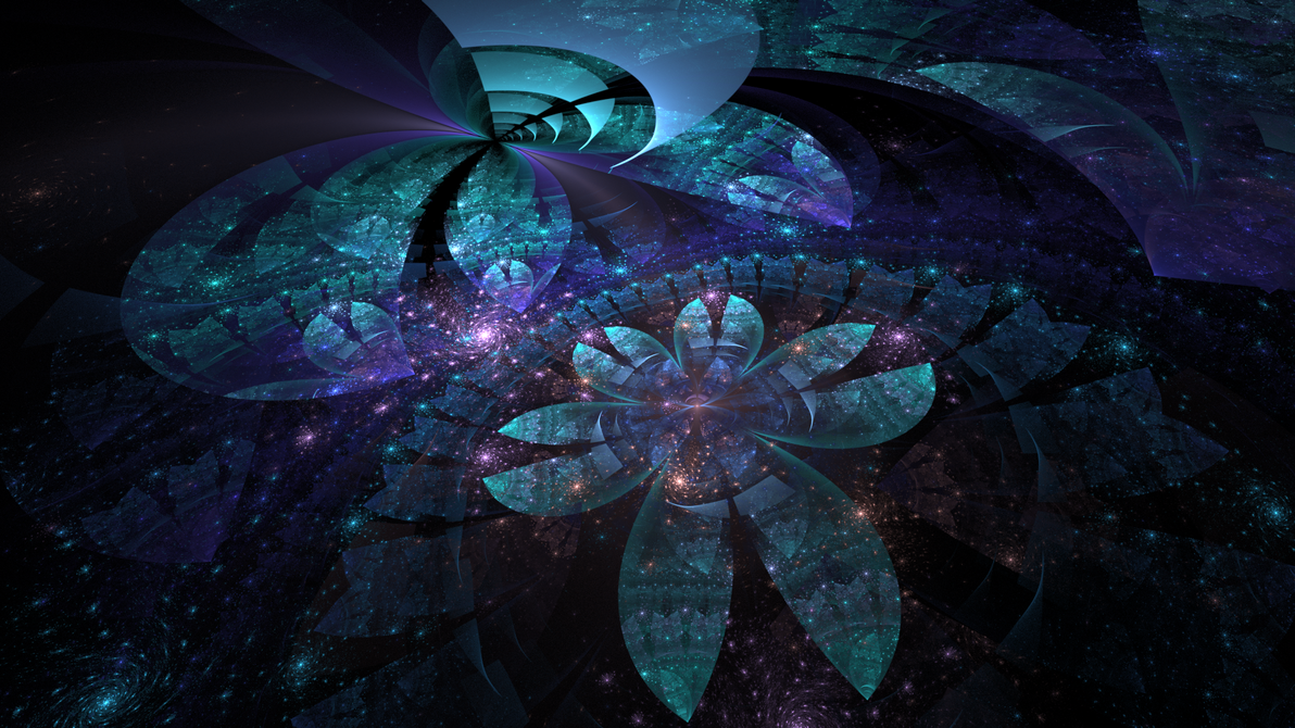 Blue FREE HD Wallpaper by luisbc