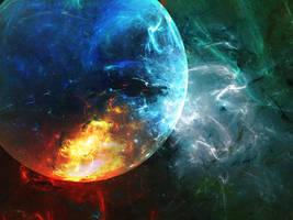 Planet Iz by luisbc