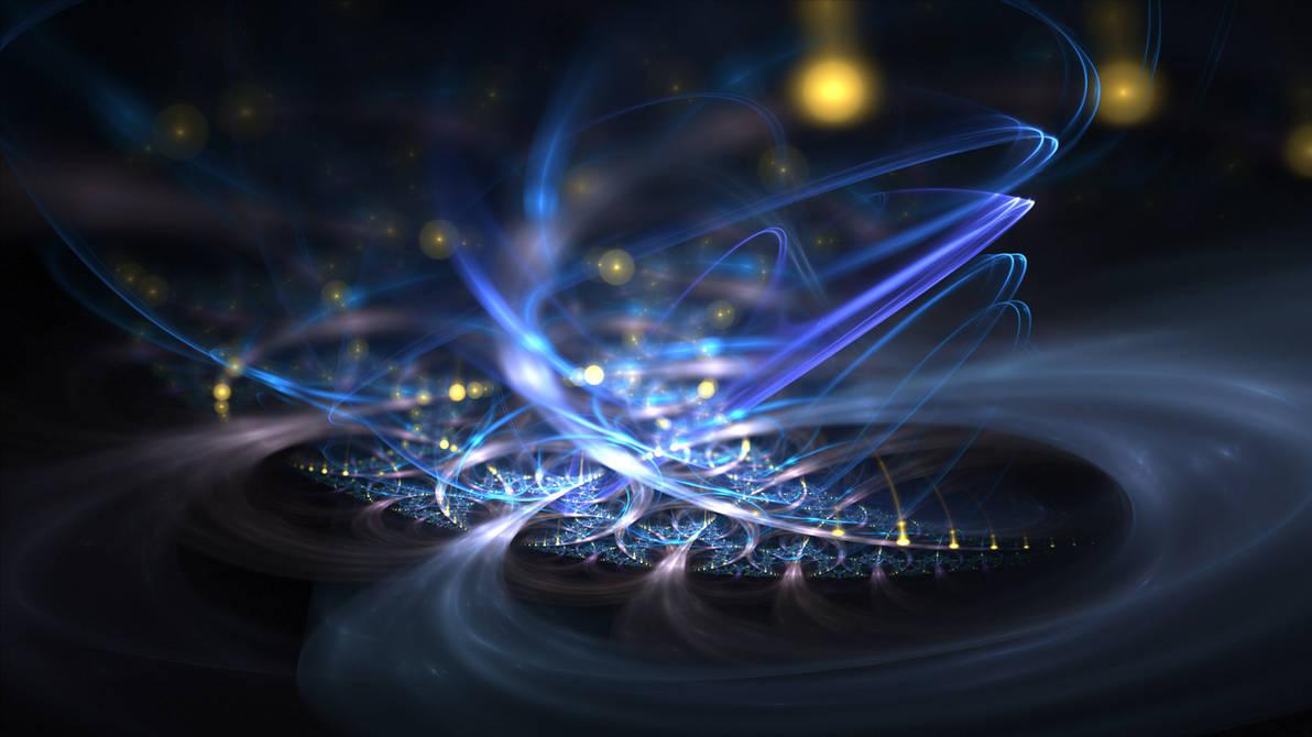 Beautiful blue FREE HD by luisbc