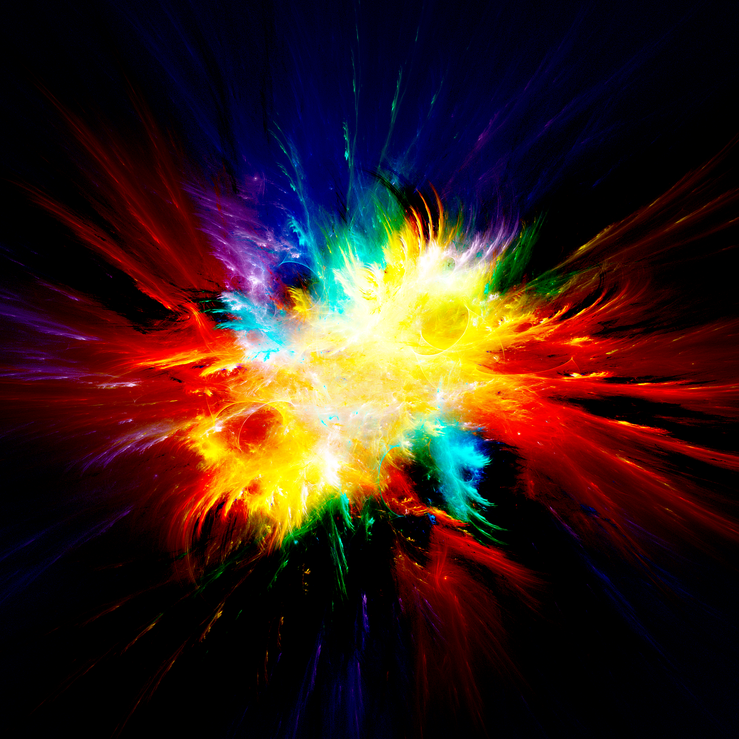 Color explosion by luisbc on DeviantArt Explosion