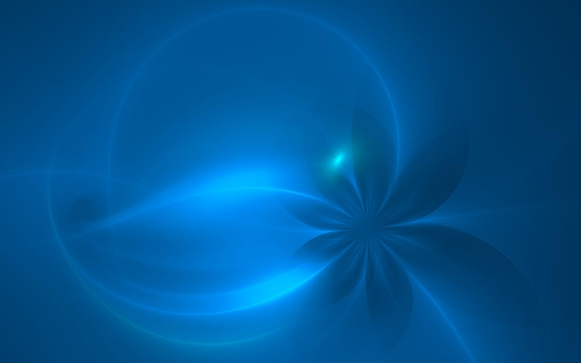 On blue..  FREE HD Wallpaper by luisbc