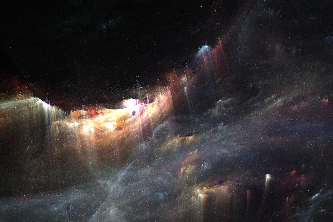 New horizon by luisbc