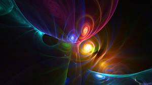 Colors Mix...  FREE HD Wallpaper