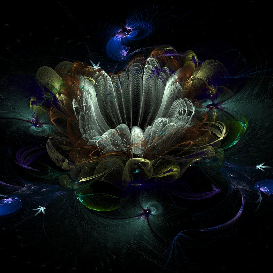 Winter Flower by luisbc