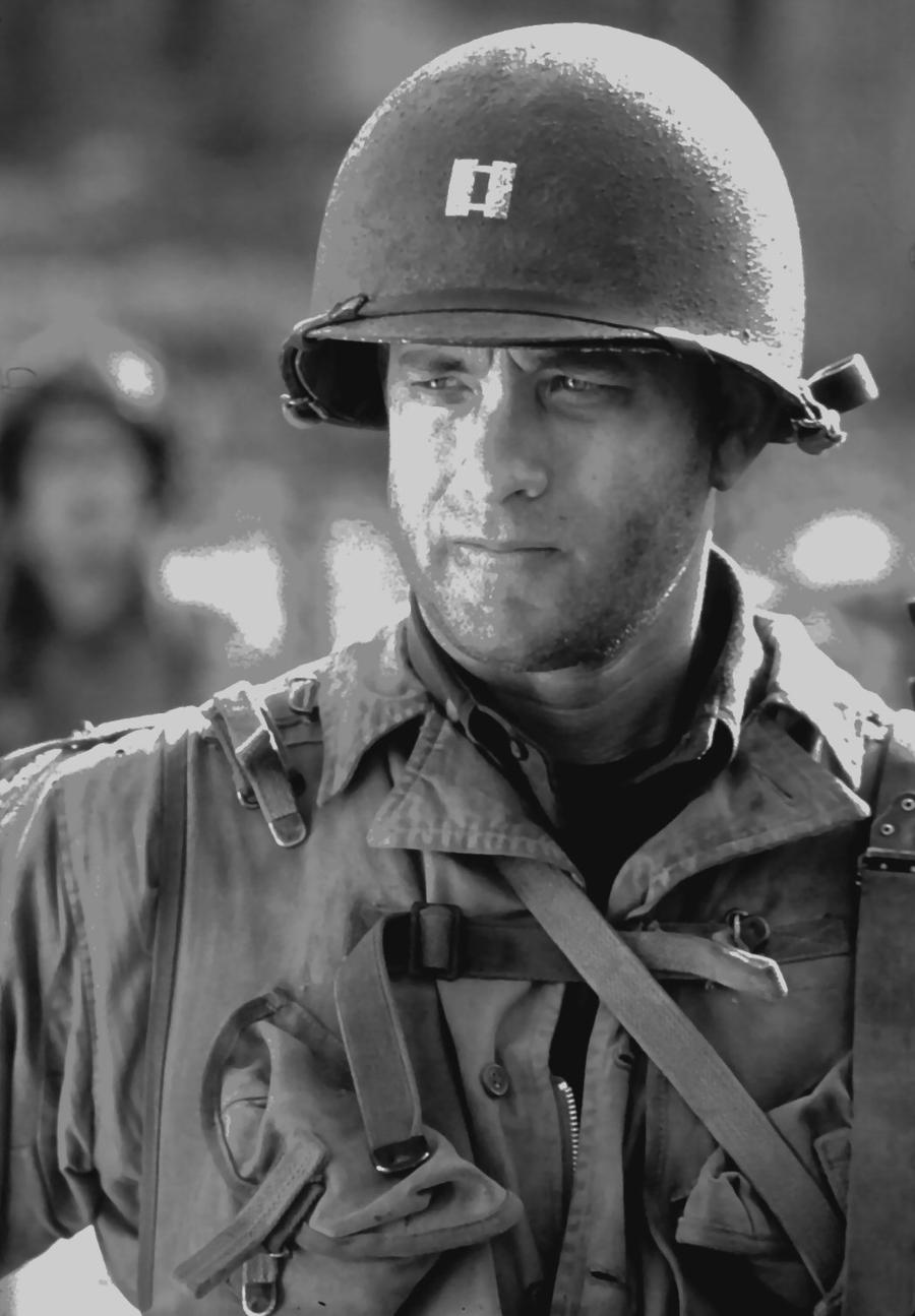 a critical analysis of the movie saving private ryan Historical analysis upsides saving private ryan, directed by steven spielberg, is known to be one of the best world war ii films ever created the movie opens up in .