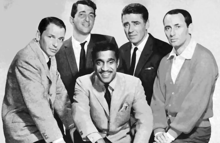 Rat Pack Framed Photo By Picture Favourites Picture Picture