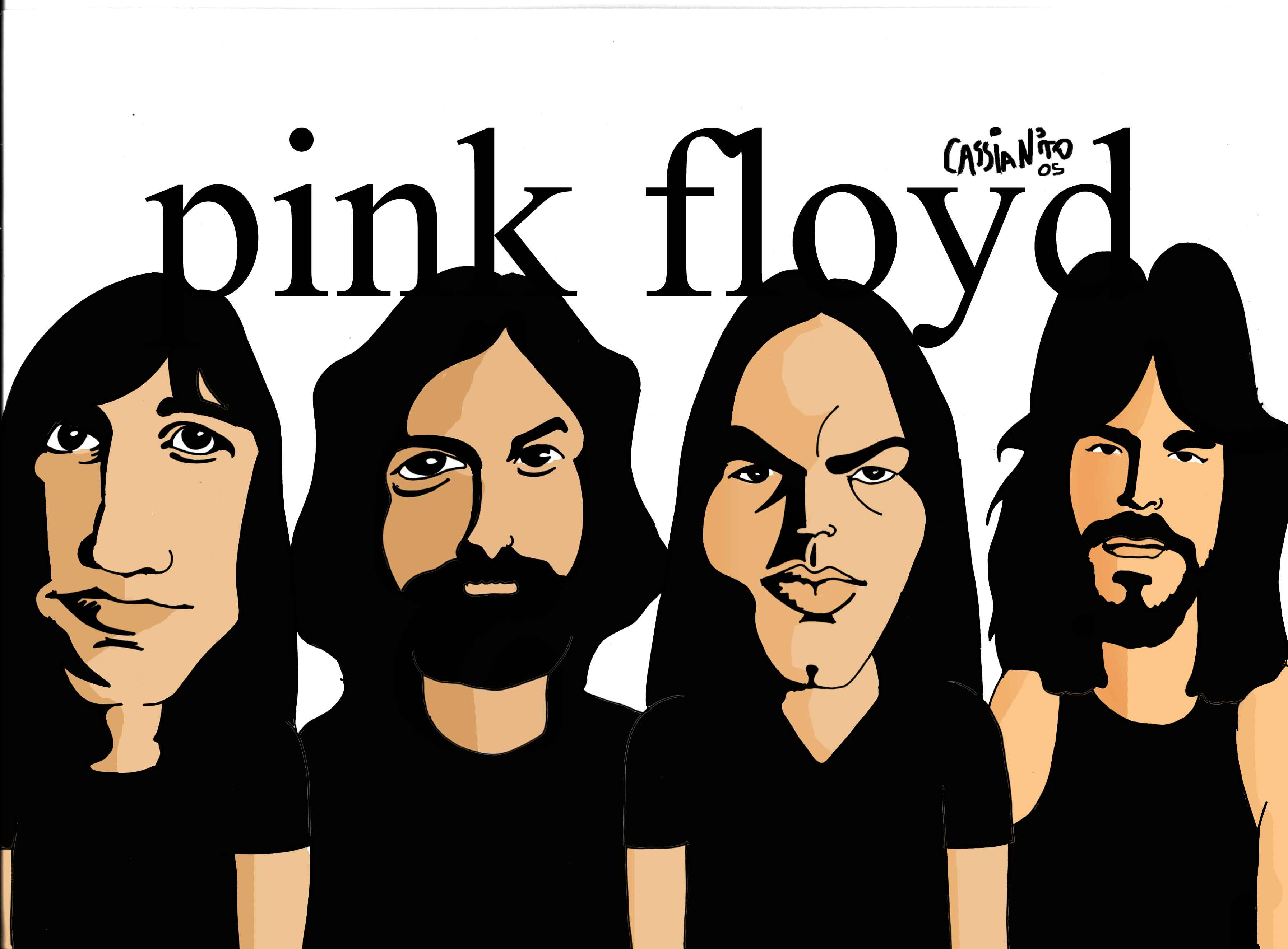 pink floyd by cbaseggio