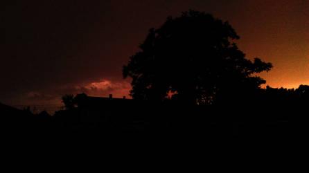 Late night 1 by greenafox