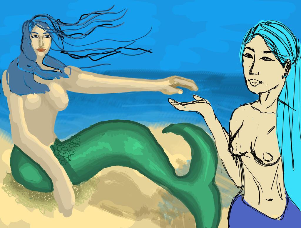 Mermaid E3 by lkymp