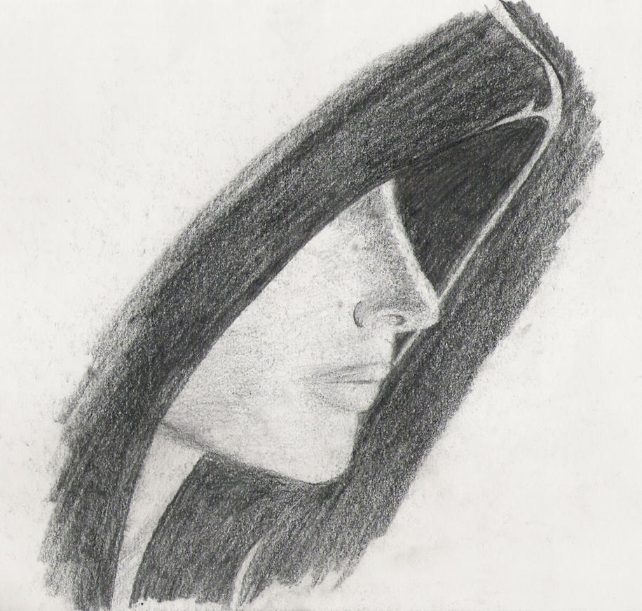 Hooded Face By Mooly1 On DeviantArt
